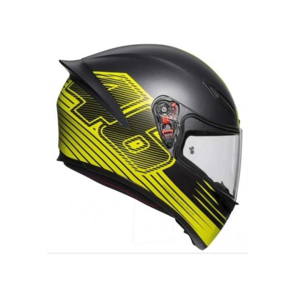 Casco K1 E2205 Top Edge 46 Agv