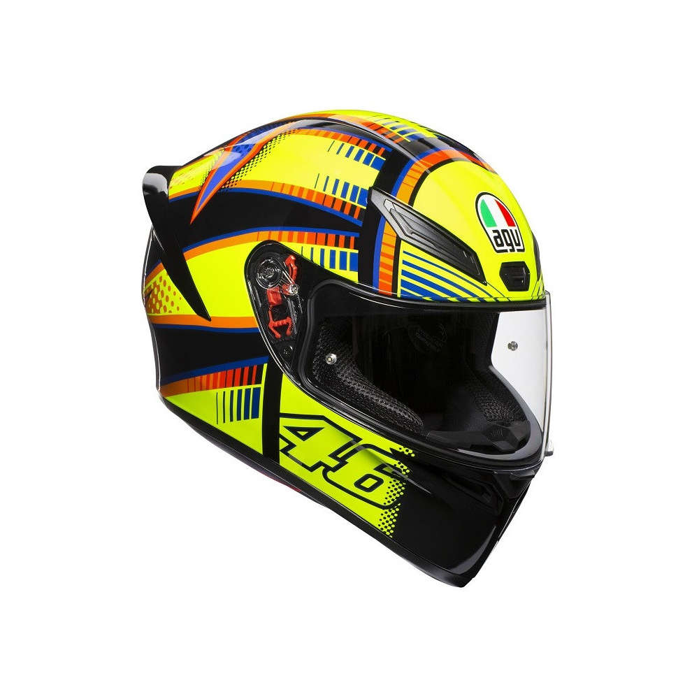 Casco K1 E2205 Top Soleluna 2015 Agv