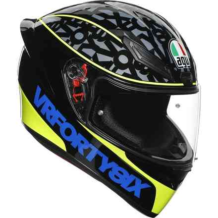 Casco K1 Speed 46 Top Agv