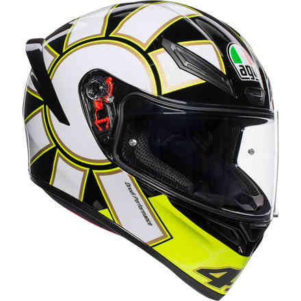 Casco K1 Top Gothic 46 Agv