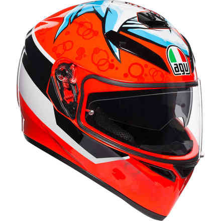 Casco K3 Sv Agv E2205 Multi Attack Agv