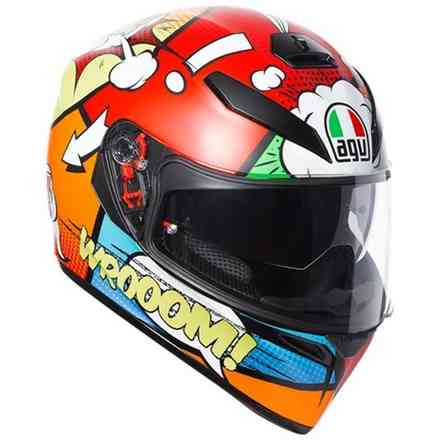 Casco K3 Sv Agv E2205 Multi  Balloon Agv