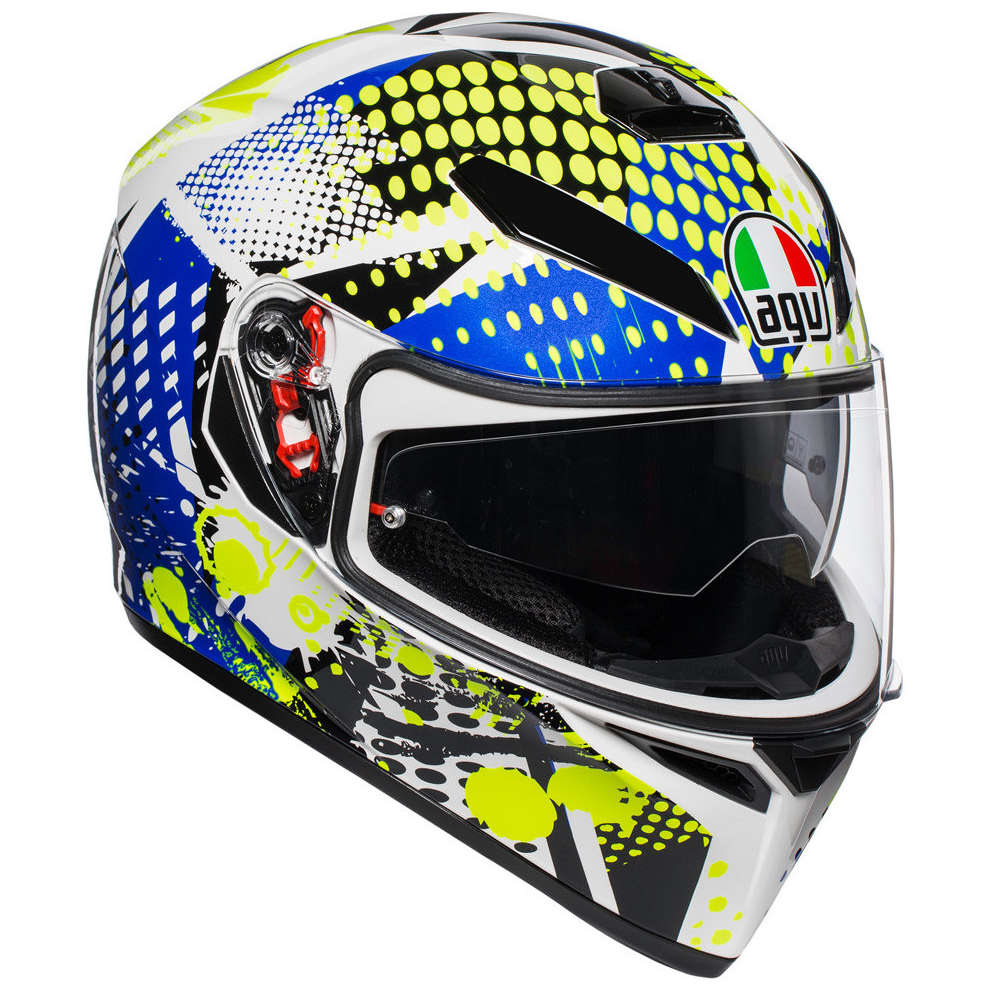 Casco K3 Sv Agv E2205 Multi Pop  Agv