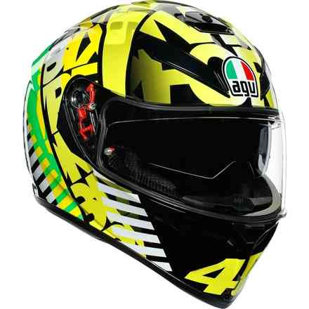 Casco K3 Sv Agv E2205 Top Mplk Tribe 46 Agv