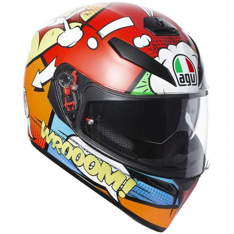 Casco K3 Sv Multi Plk Balloon Agv