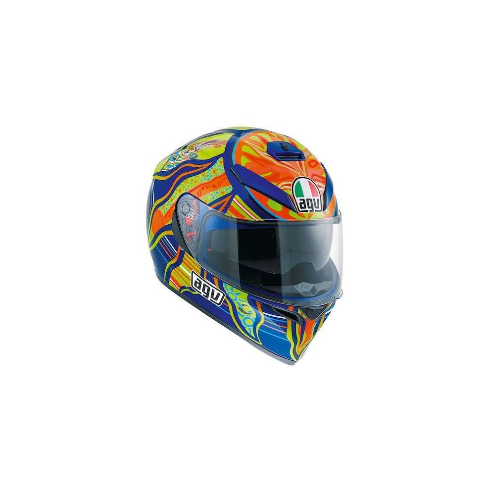 Casco K3 Sv Top Five Continents Agv