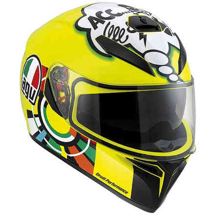 Casco K3 Sv Top Misano 2011 Agv