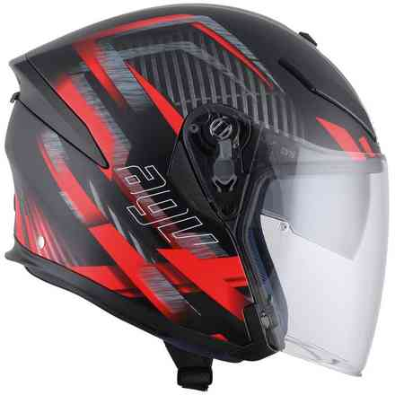 Casco K5 Jet Multi Urban Hunter  Agv
