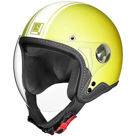 Casco LS Junior Giallo MAX - Helmets