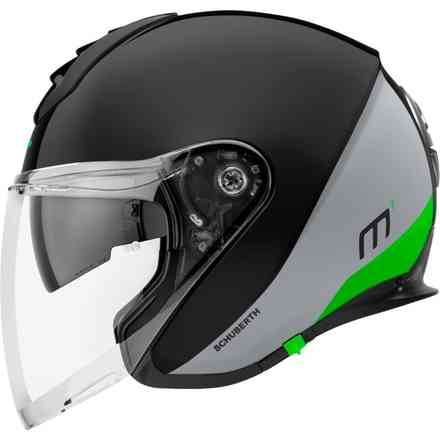 Casco M1 Gravity Verde Schuberth