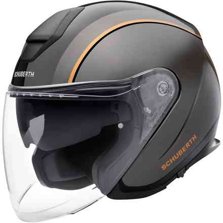 Casco M1 Pro Ece Outline Black Schuberth