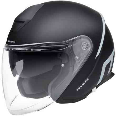 Casco M1 Pro Strike nero Schuberth