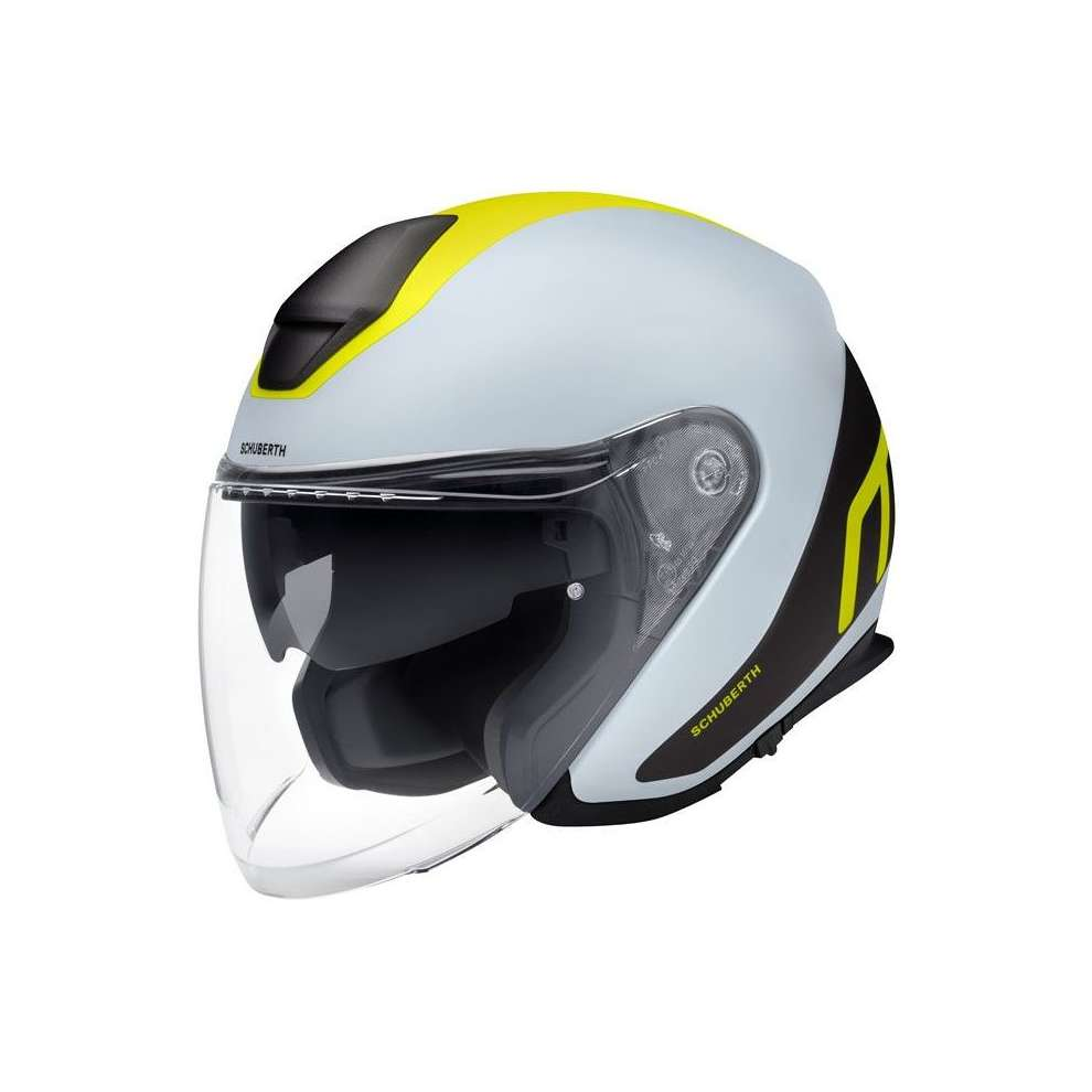 Casco M1 Pro Triple giallo Schuberth