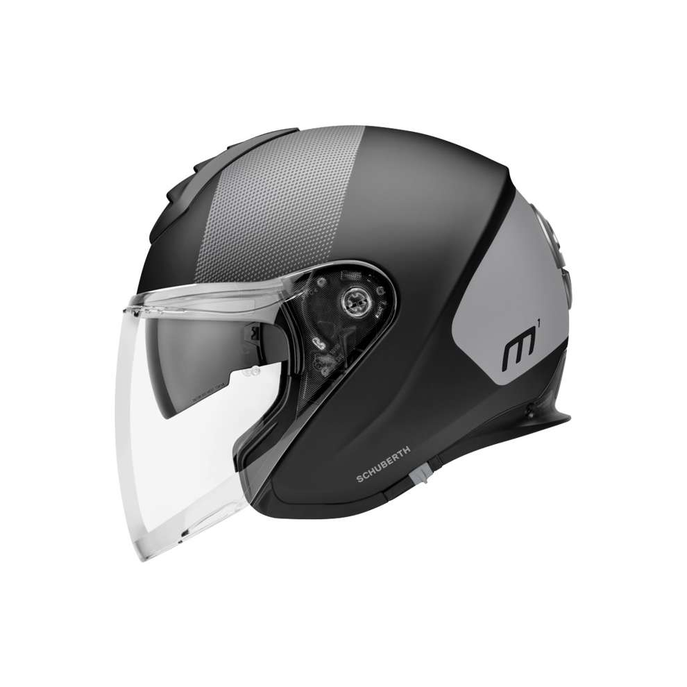 Casco M1 Resonance Grigio Schuberth