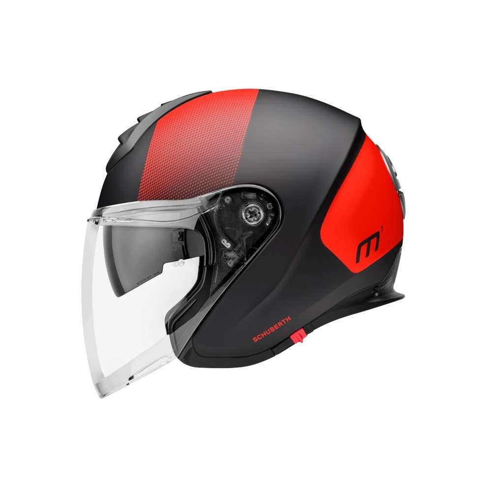 Casco M1 Resonance Rosso Schuberth