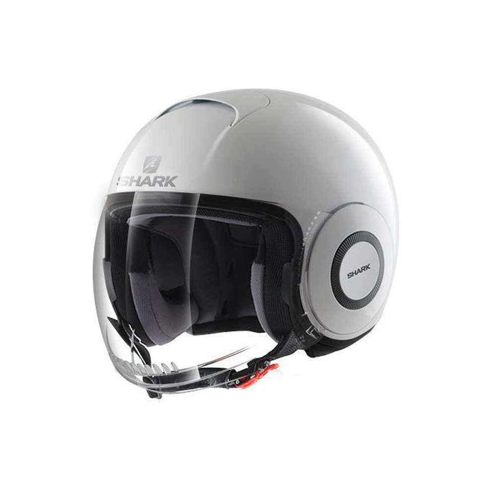 Casco Micro Blank Shark