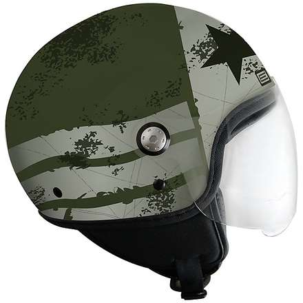 Casco Mio Stars and Stripes Origine