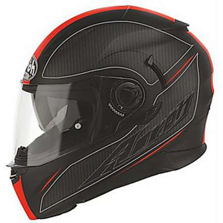 Casco Movement Far arancio Airoh