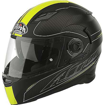 Casco Movement Far giallo Airoh