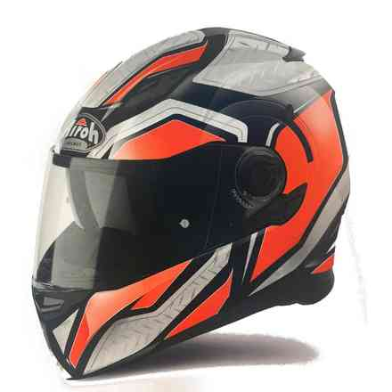 Casco Movement-S Steel Airoh