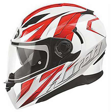 Casco Movement Strong rosso Airoh