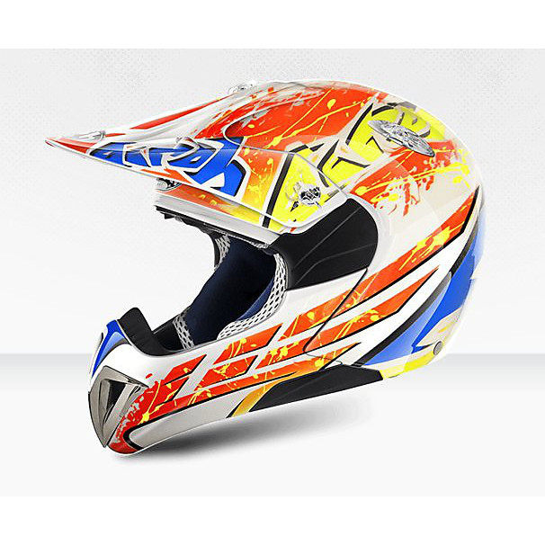 Casco MR Cross Carnival Airoh