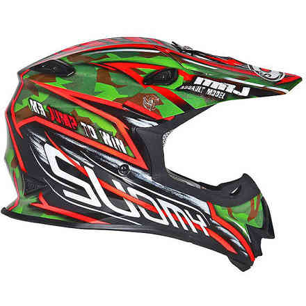 Casco Mr Jump Assault Suomy