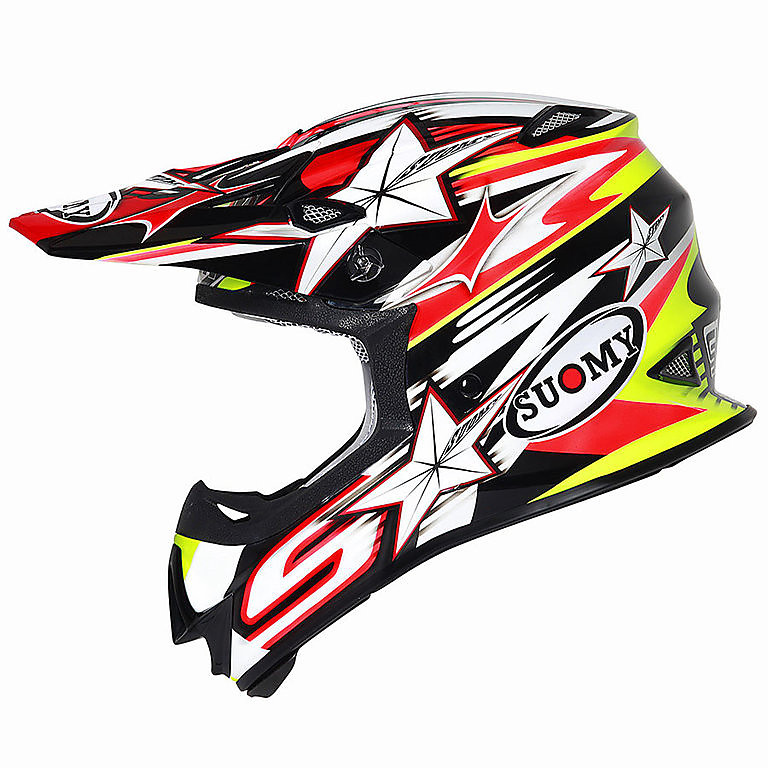 Casco Mr Jump Bullet Suomy