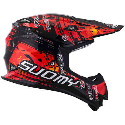 Casco Mr Jump Maori  Suomy