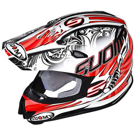 Casco Mr Jump Molotov Orange Suomy