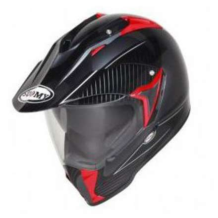 Casco Mx Tourer Special Suomy