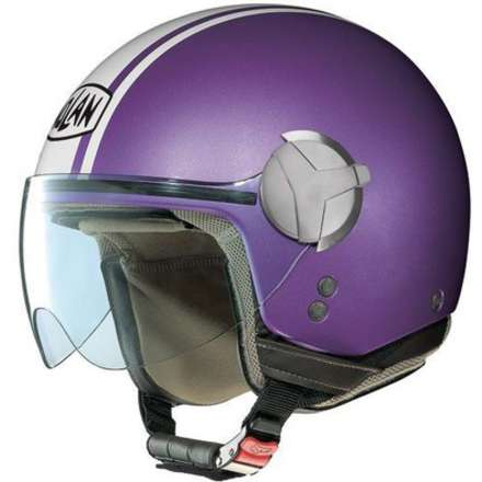 Casco N 20 Traffic Caribe Plus Nolan
