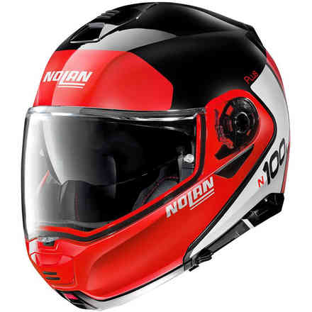 Casco N100-5 P Distinctive poliert Black Nolan