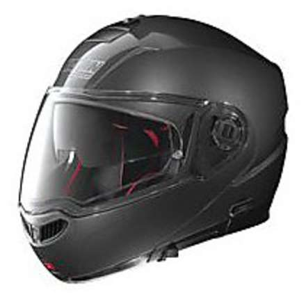 Casco N104 Absolute Classic N-Com lava grey Nolan
