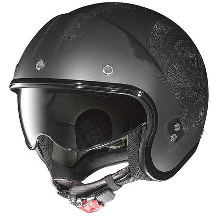 Casco  N21 Speed Junkies Nolan
