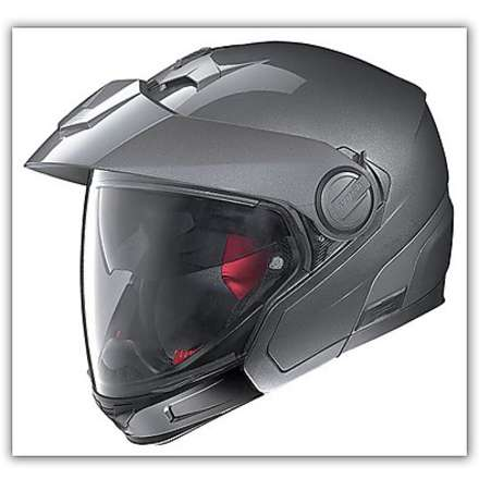 Casco  N40 Full Classic Plus Lava Grey N-com Nolan