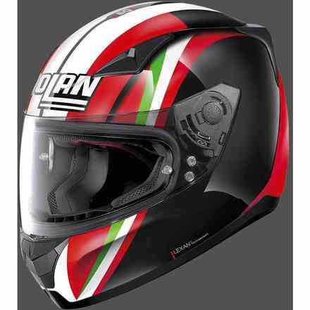 Casco N60-5 Gemini Replica Stoner Together Nolan