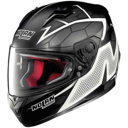 Casco N64 Hexagon  Nolan