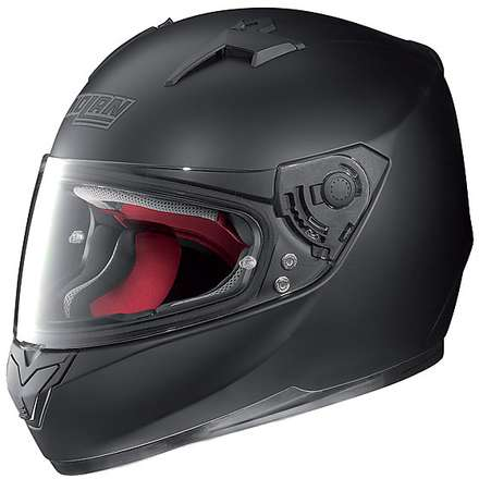 Casco N64 Smart Nero Opaco Nolan