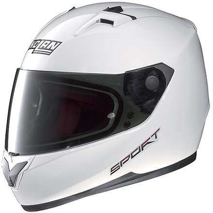 Casco N64 Sport Pure White Nolan
