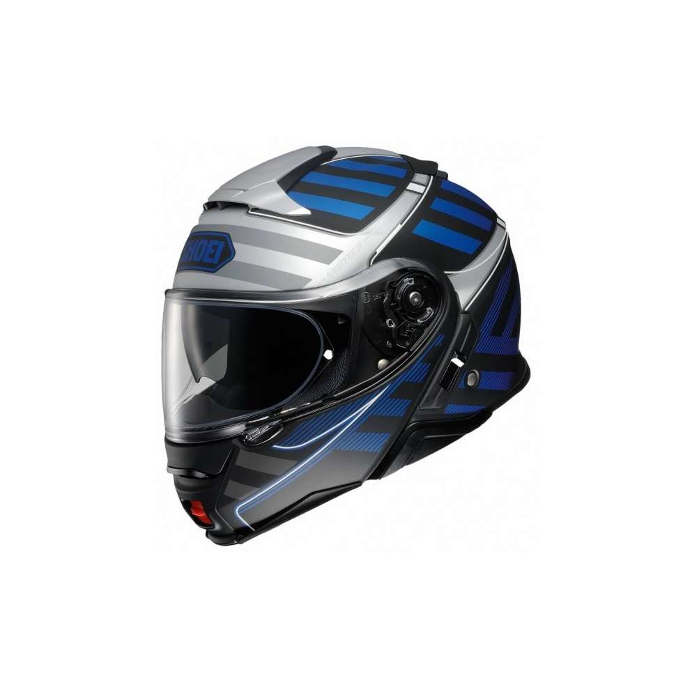Casco Neotec II Splicer Tc-2 Blue Shoei