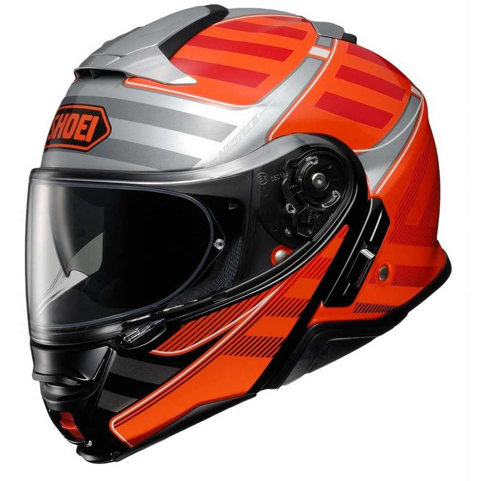 Casco Neotec II Splicer Tc-8  Shoei