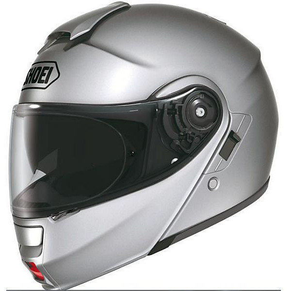 Casco Neotec Light Silver Shoei