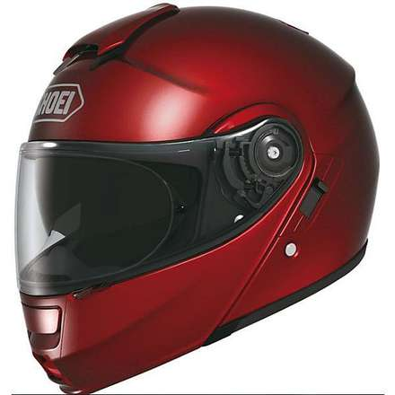 Casco Neotec Wine Red Shoei
