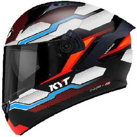 Casco Nf-R Hexagon Arancione KYT