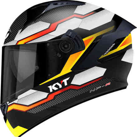 Casco Nf-R Hexagon Giallo KYT