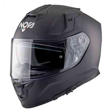 Casco Ns-10 Full Face Nero Opaco NOS