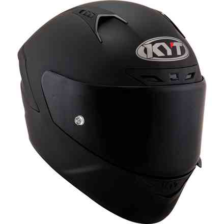 Casco Nx Race Plain Nero Opaco KYT