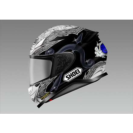 Casco Nxr Diabolic TC-5 Shoei