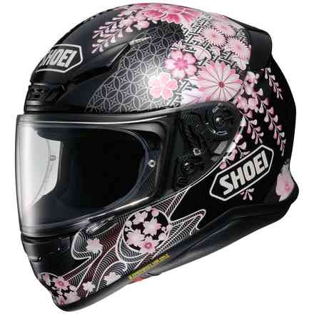 Casco Nxr Harmonic Tc-10  Shoei